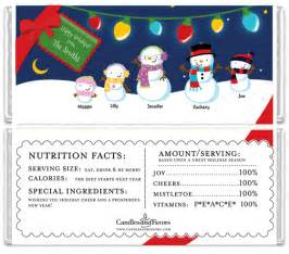 Best photos of christmas candy bar wrapper template free christmas