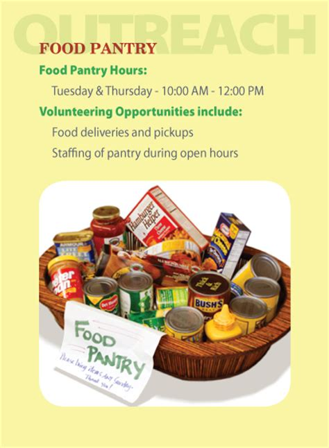 Pantry Meals by House Of Prayer Family Church