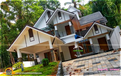 ground house building new house kerala home design and floor plans