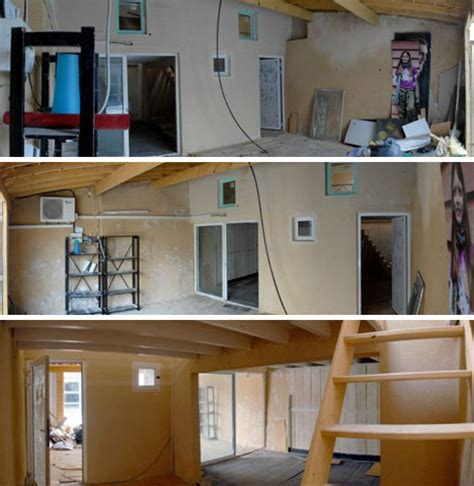 mobile home renovations before and after studio
