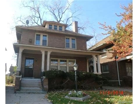 7425 poe st detroit michigan 48206 foreclosed home