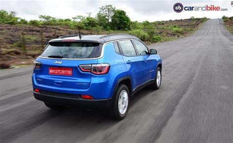 reviews of jeep jeep compass price in india images mileage features