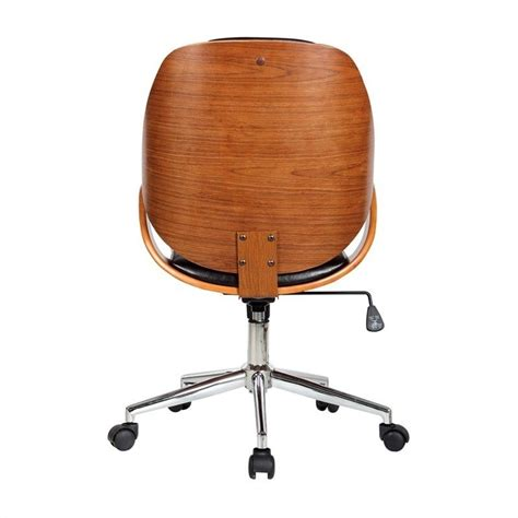 Office Chairs Brown Office Chair In Brown 97912
