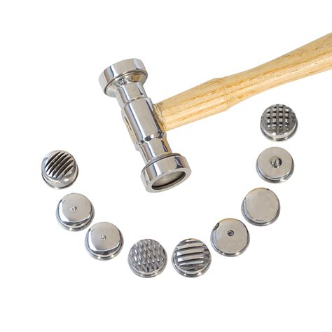 tools for metal jewelry 9 hammers in 1 you ve gotta see this texturing hammer