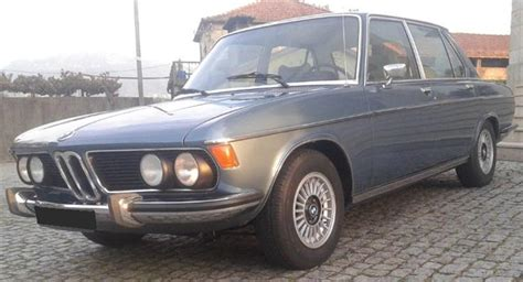 Bmw 3 0 For Sale by 1974 Bmw 3 0 Si E3 4 Door Saloon Classic Cars For Sale