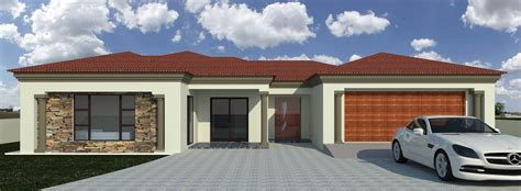 three bedroom house plans in south africa home combo
