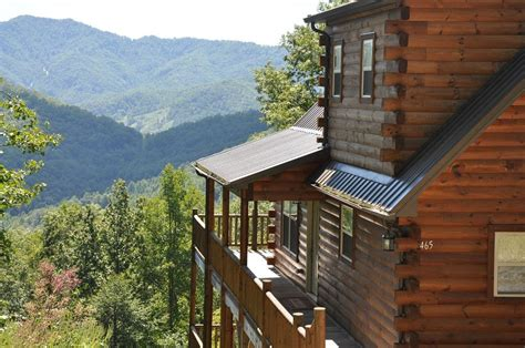 City Lodge Cabins by Smoky Mountain Cabin Rentals Near Bryson City In Western Carolina Pet Friendly Cabins