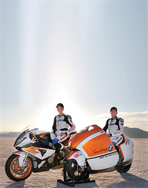 Fastest Bmw Motorcycle by The Odyssey Of The World S Fastest Bmw Motorcycle