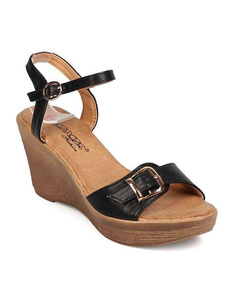 Sandal Platform 2 new dbdk yadira 2 leatherette wooden ankle