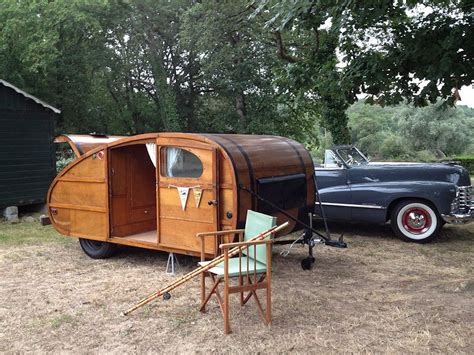 Cabin Of A Car by Nick S Teardrop Trailer Page