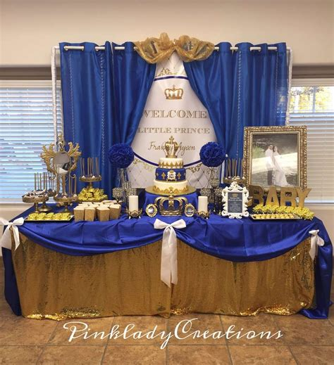 best 20 royal blue and gold ideas on pinterest prince royal baby shower baby shower party ideas royal baby