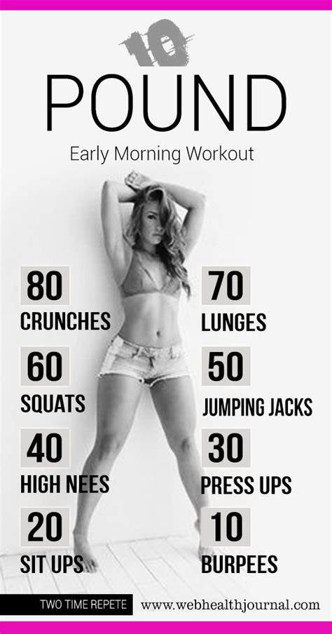 25 best ideas about morning workouts on easy