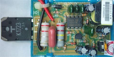 Harga Vcd Sanken regulator astelo gacun cara mudah servis elektronika