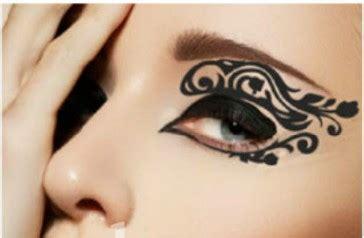 tattoo parlour rustenburg eyes new face lace instant eyeshadow sticker tattoo