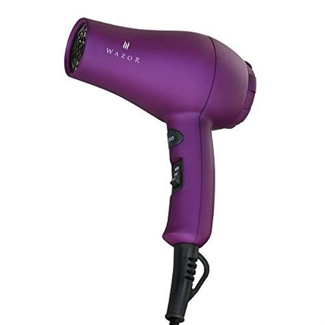 Mini Hair Dryer Boots wazor ionic ceramic mini dryer with cool button