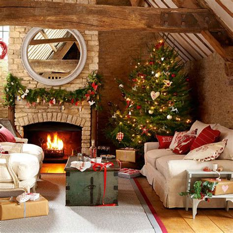 country christmas decorating ideas home 33 best christmas country living room decorating ideas