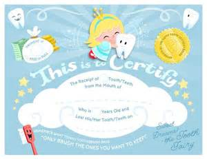 free printable tooth certificate template special delivery from the tooth capture the moment