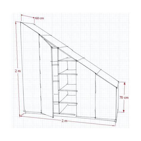 Placard Sous Escalier Plan by Armoire De Rangement Sous Escalier