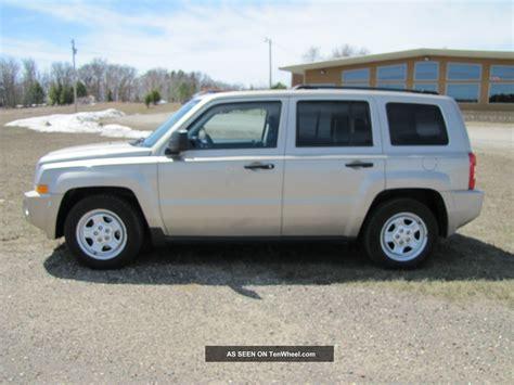 Jeep Patriot 2009 2009 Jeep Patriot
