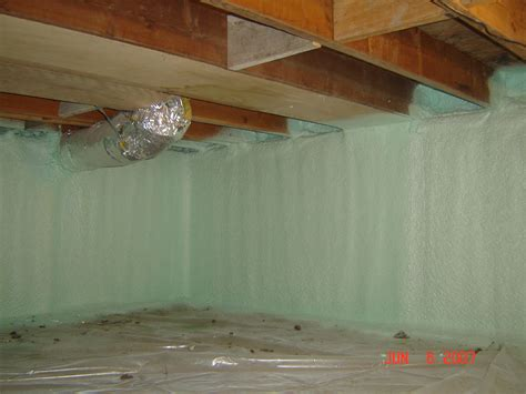 spray foam insulation crawl space ceiling commercial spray foam archives