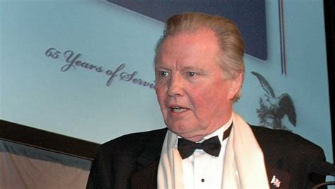 actor jon voight voight heartsick at bardem israel views the times of israel