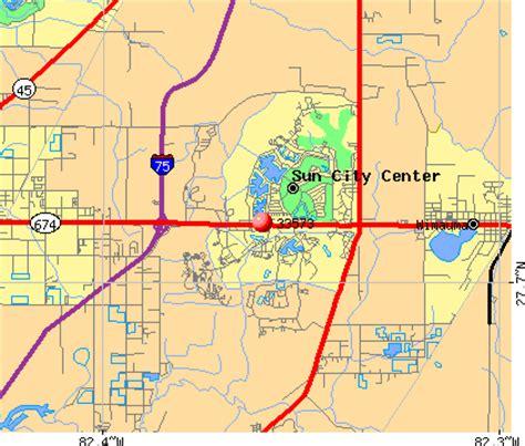 map of sun city center florida 33573 zip code sun city center florida profile homes
