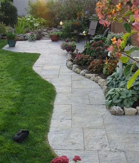 affordable garden path ideas the family handyman swanky affordable garden path ideas affordable garden path