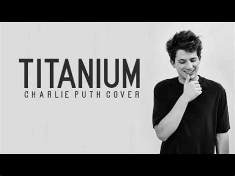charlie puth chandelier mp3 download search charlie puth titanium and download youtube to mp3