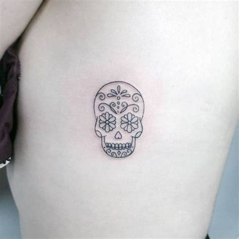 small sugar skull tattoos 25 best ideas about sugar on mini