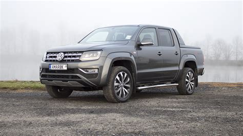 2019 Volkswagen Amarok 2019 volkswagen amarok v6 aventura