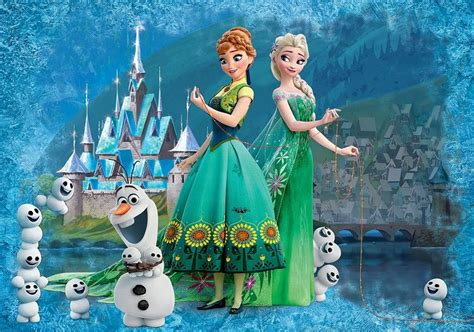 wallpaper of frozen 2 buy elsa anna wall murals for wall homewallmurals co uk