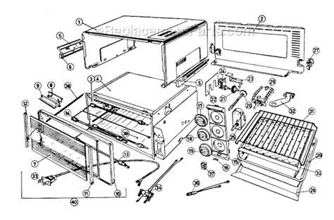 Delonghi Toaster Oven Replacement Parts Delonghi Xu23st Parts List And Diagram Ereplacementparts Com