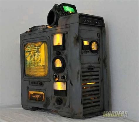 2 Die 4 Mod Laptop Bag by Fallout Pc Mod Tech From The Created By