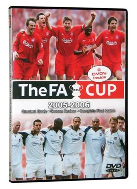 Dvd Chelsea The The Goals The dvd soccer football the fa cup 2006 greatest goals