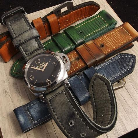 best panerai straps best 25 panerai straps ideas on panerai 1950