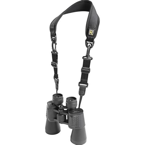 blackrapid binocular strap black ras2c 1ao b h photo video