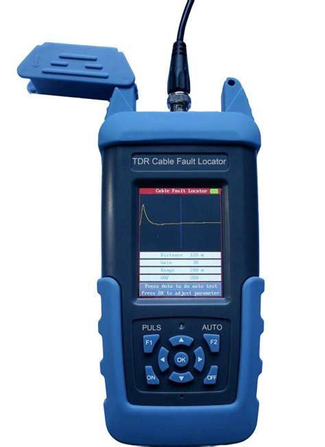 Senter Line senter st612 cable fault line locator time domain