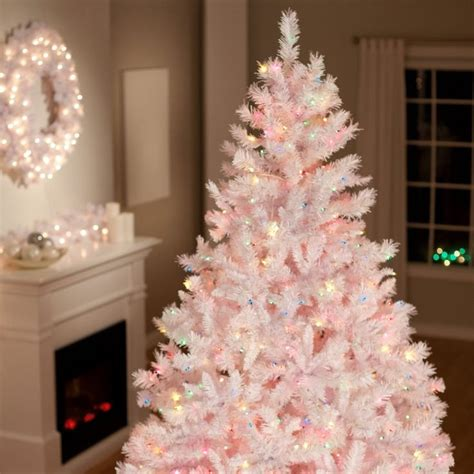 light pink christmas tree fishwolfeboro