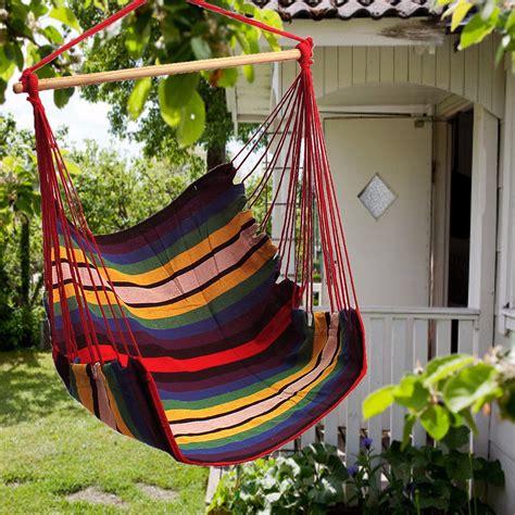 Buy Hammock Swing Original Garden Patio Hanging Thicken Hammock Chair Indoor