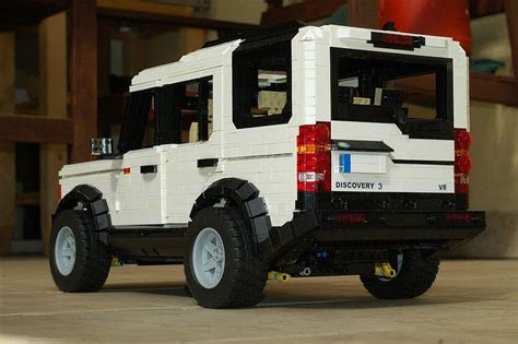 lego land rover discovery land rover in lego lego cars and trucks