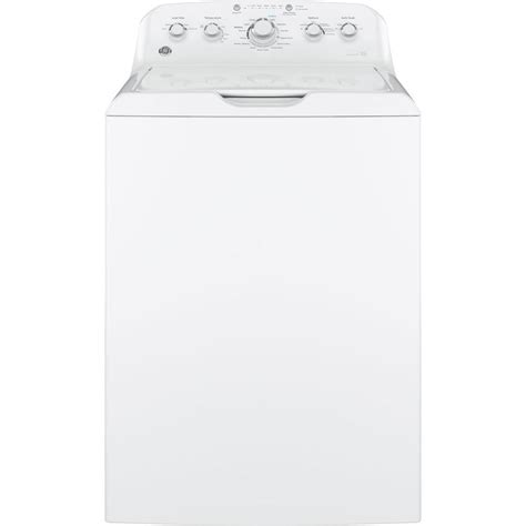 ge 4 2 cu ft doe top load washer in white gtw460asjww