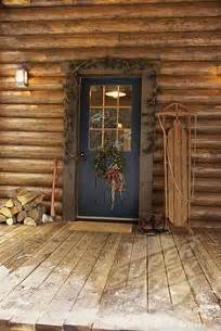 Log Cabin Front Doors Front Door Rustic Cabin