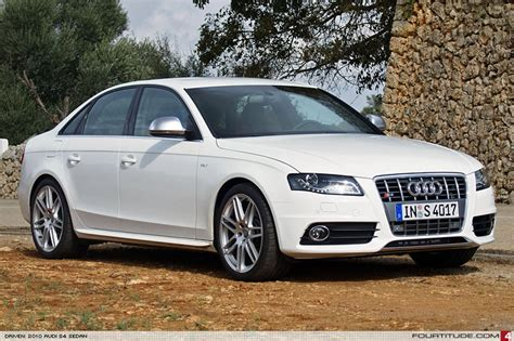 Audi V6t by 2010 Audi S4 B8 V6t Arrival Expected August