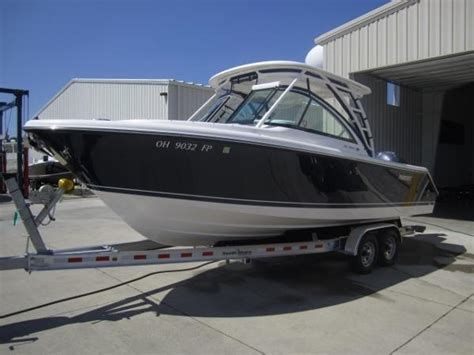 pursuit boats ohio pursuit 265 dual console boats for sale in ohio