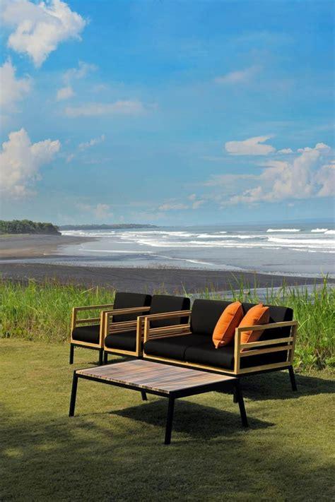 canapé extérieur design mobilier salon moderne design
