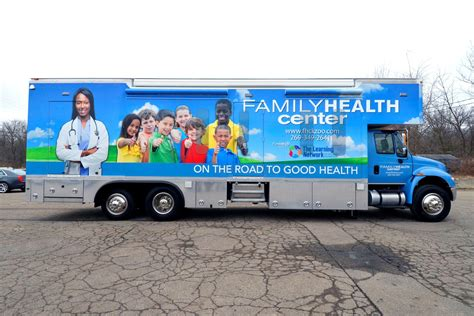 mobile clinic wsw bringing health care to kps students wmuk