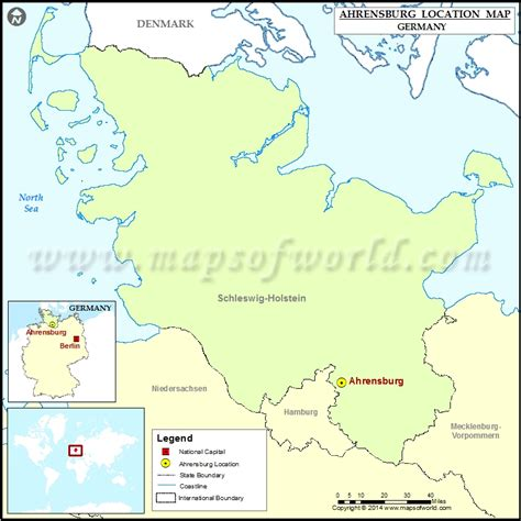 map showing germany where is ahrensburg location of ahrensburg in germany map