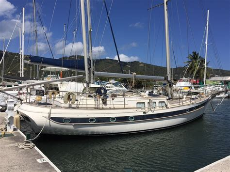 yacht boat ta 1981 ta chiao ct 54 sail boat for sale www yachtworld