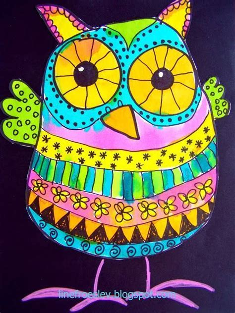 pattern owls art lesson 620 best 2nd grade art projects images on pinterest art