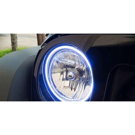 Ring Fog L Grand Fortuner oracle lighting wrangler jk headlight fog light halo ring kit led white jeep 2007 2018